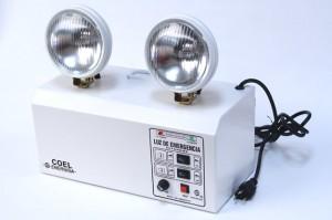 Equipos de luz de emergencia