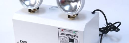 Luz de emergencia